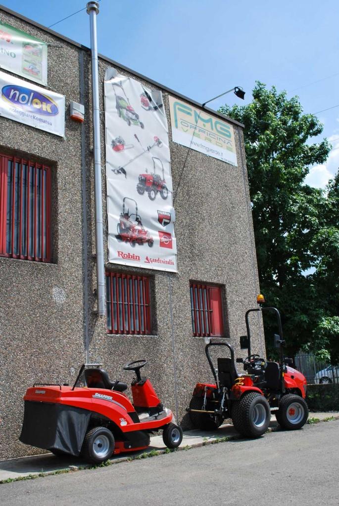 Attrezzature Giardino Monza